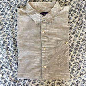 Patagonia Organic Cotton Button Down Short Sleeve